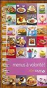 Menus � volont� ! par Bulteau
