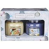 Yankee Candle 'Christmas Present' 2 Medium Jar Gift Set 2014