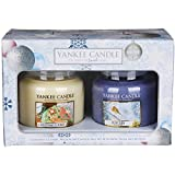 Yankee Candle 'Christmas Present' 2 Medium Jar Gift Set 2014