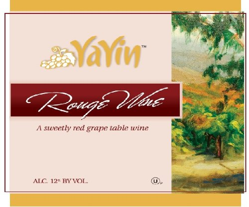 Nv Yayin Rouge Wine 1.5 L