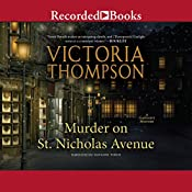 Murder on St. Nicholas Avenue: Gaslight Mystery, Book 18 | Victoria Thompson