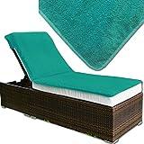dyckhoff liegen schonbezug blau 70 x 200 cm. Black Bedroom Furniture Sets. Home Design Ideas