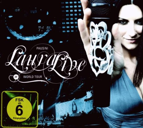Laura Pausini - Laura Live World Tour 09: Italian Version (Cd/dvd) (Pal/region 2) - Zortam Music