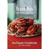 """Hsaba: Burmese Cookbookvon """"Tin Cho Chaw"""""""