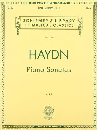 PIANO SONATAS BOOK 2         CENTENNIAL EDITION
