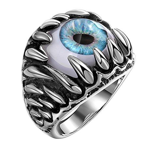 sunifsnow-da-uomo-super-cool-blu-zanne-e-artigli-del-diavolo-occhi-in-acciaio-al-titanio-anelli-tita