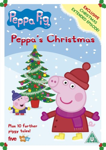 Peppa Pig - Peppa's Christmas (Vol 7) [DVD]
