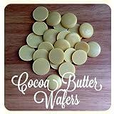 Cocoa/Cacao Butter Unrefined Organic Raw Fresh Pure Natural 4 oz