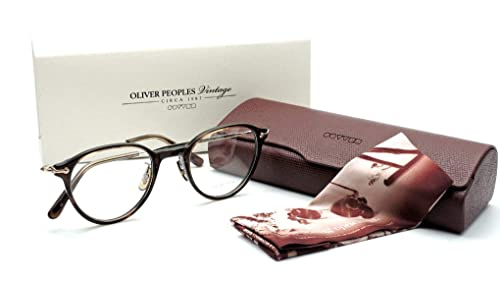【OLIVER PEOPLES】オリバーピープルズ メガネ Amandine col.VOT 度無伊達メガネレンズ付き【正規代理店品】クラシック ボストン