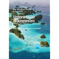 Unterwasser Mikronesien