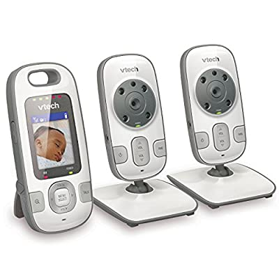 Vtech Safe & Sound Video Baby Monitor with Automatic IR Night Vision