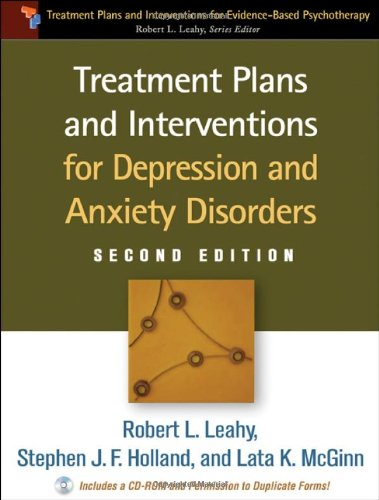 Treatment Plans and Interventions for Depression and...