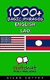 1000+ Basic Phrases English - Lao (ChitChat WorldWide)