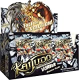 Kaijudo Quest for the Gauntlet VORTEX Booster Box 36 packs!
