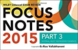 img - for Wiley CIAexcel Exam Review 2015 Focus Notes, Part 3: Internal Audit Knowledge Elements (Wiley CIA Exam Review Series) book / textbook / text book