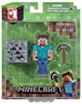 Minecraft Core Steve Action Figure wi...