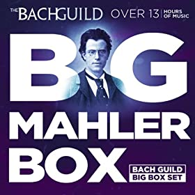 Big Mahler Box (A Big Bach Guild Set)