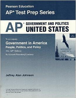AP® Government and Politics Homework Help