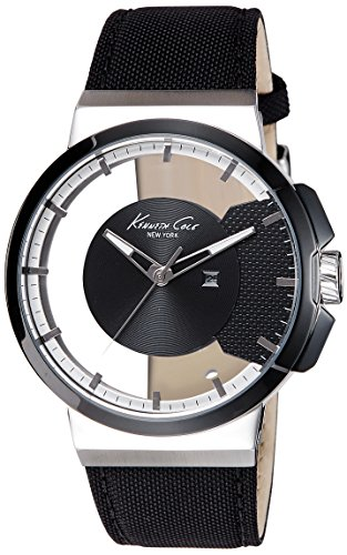 Kenneth Cole orologio uomo Transparency 10020855
