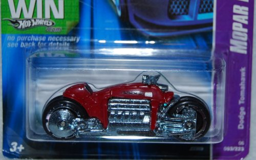 Hot Wheels 2006 Mopar Madness Red Dodge Tomahawk 3 of 5 063-223