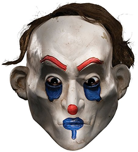 Rubie's Costume Co Men's Batman The Dark Knight The Joker Happy Adult Mask