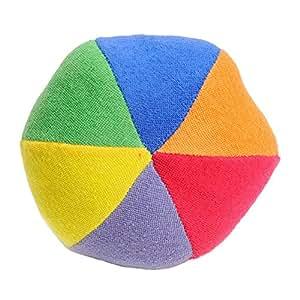 Simba 104011720 - Baby-Frottee-Ball, 13 cm