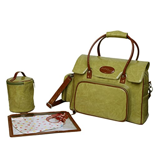 Mumma's Baby Bag - Green Flash