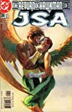 img - for JSA 25 - The Return of Hawkman Part 3 of 3 - Hawkman - Hawkgirl book / textbook / text book