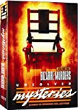 NEW Vol. 1-bizarre Murders (DVD)