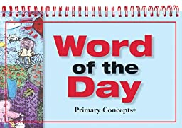 Primary Concepts AA1272 Word of the Day