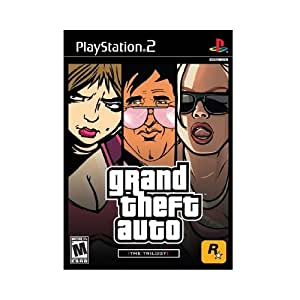Grand Theft Auto The Trilogy - PlayStation 2