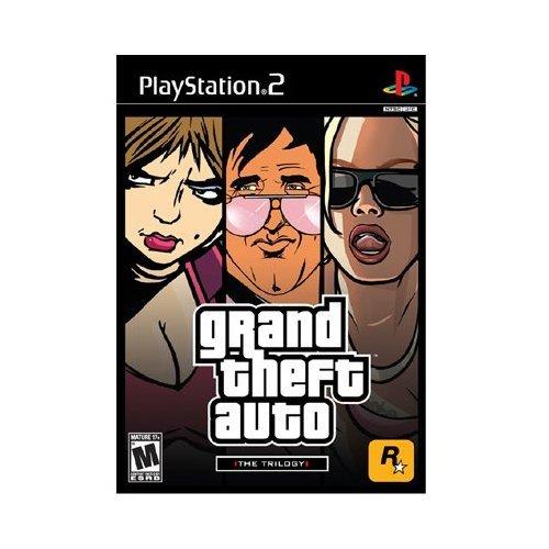 Grand Theft Auto: The Trilogy (Grand Theft Auto / Grand Theft Auto: Vice City / Grand Theft Auto: San Andreas)