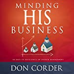 Minding His Business: 40 Days to Excellence in Church Management | Don Corder