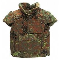 Genuine Issue German Military Flektarn Kevlar Vest - Medium