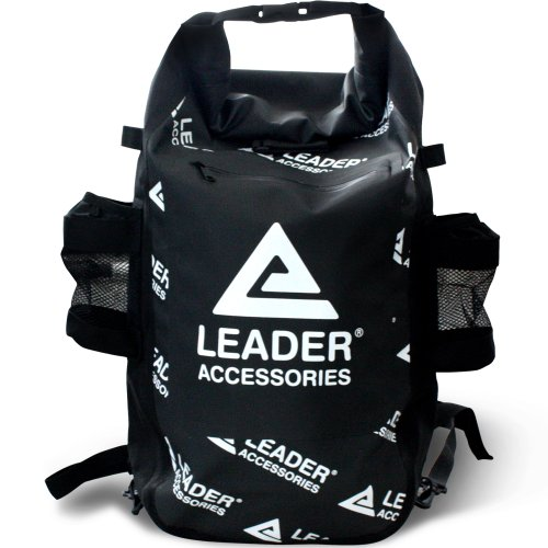 Keep Dry With The Leader Accessories Waterproof Backpack - The ... ae1371c4876a7