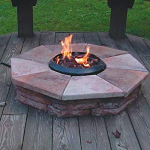 Fire pit for fire dancer item 173906 home for Amazon prime fire pit
