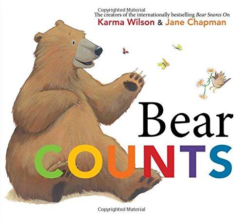 Bear Counts (The Bear Books) - Karma Wilson