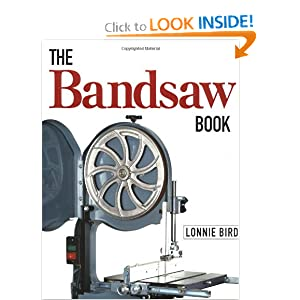 The Bandsaw Book Lonnie Bird