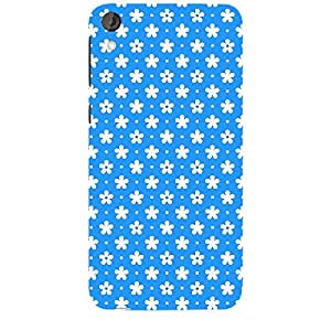 Skin4gadgets FLORAL Pattern 44 Phone Skin for HTC DESIRE 820