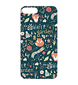Happoz Apple Iphone 7 Cases Back Cover Mobile Pouches Patterns Floral Flowers Premium Printed Designer Cartoon Girl 3D Funky Shell Hard Plastic Graphic Armour Fancy Slim Graffiti Imported Cute Colurful Stylish Boys Z042