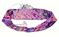 BANDI Women's Pocketed Travel and Running Belt