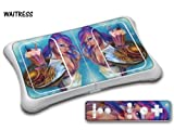 echange, troc AMR Racing Wii Fit Balance Board Skin: Waitress (Wii) [import anglais]