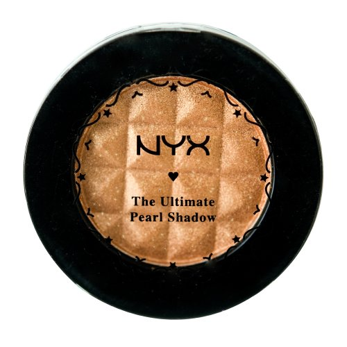 NYX Cosmetics Ultra Pearl Eyeshadow Gold