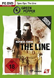 Spec Ops - The Line [Green Pepper] - [PC]