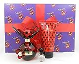 DOT By Marc Jacobs For Women 3 Pc Gift set: Eau de Parfum 100ml-3.4fl.oz Spray + Radiant Body Lotion 150ml-5.1fl.oz. + Eau De Parfum Mini 4 ml New in Gift Box.