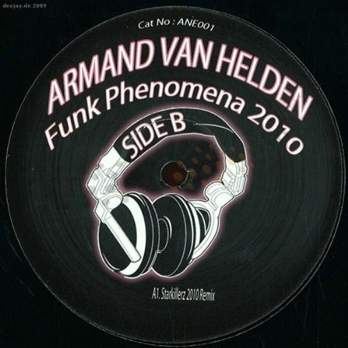 Armand Van Helden - Funk Phenomena 2010 - Zortam Music