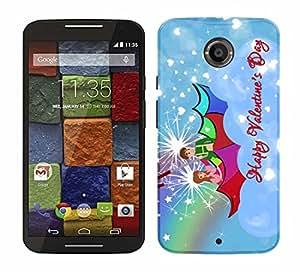 WOW Printed Designer Mobile Case Back Cover For Motorola Moto X 2nd Generation