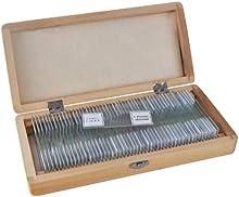 Comprar Bresser 5986002 - Muestras para microscopios (50 unidades)
