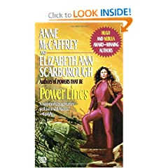 Power Lines (Petaybee Trilogy) by Anne McCaffrey and Elizabeth Ann Scarborough