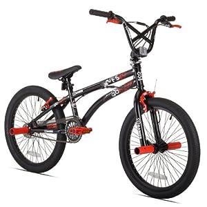 X-Games FS-20 Boys Bike (20-Inch Wheels), Black/Red